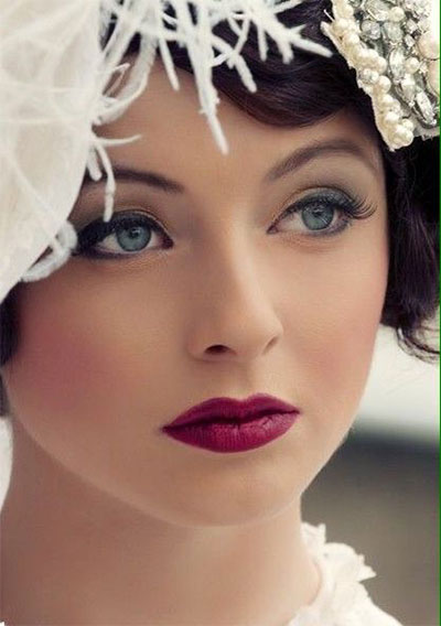 15+ Inspiring Winter Wedding Makeup Looks and Ideas 2016 ...
