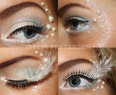 15-Latest-Winter-Themed-Wonderland-Makeup-Ideas-Trends-2016-11