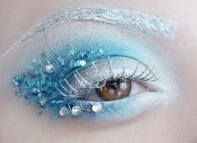 15-Latest-Winter-Themed-Wonderland-Makeup-Ideas-Trends-2016-13