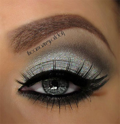 15-Latest-Winter-Themed-Wonderland-Makeup-Ideas-Trends-2016-14