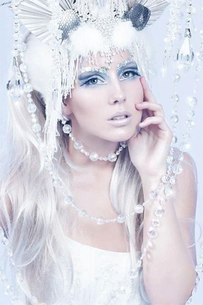 15-Latest-Winter-Themed-Wonderland-Makeup-Ideas-Trends-2016-3