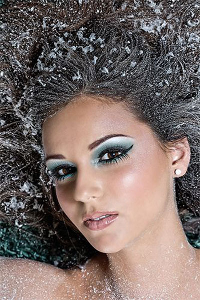 15-Latest-Winter-Themed-Wonderland-Makeup-Ideas-Trends-2016-7