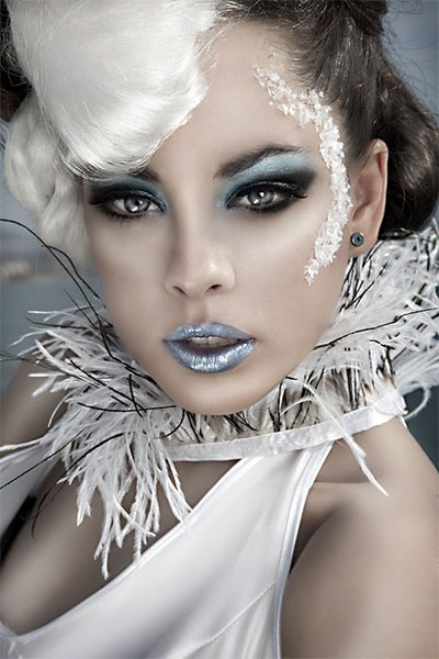 15-Latest-Winter-Themed-Wonderland-Makeup-Ideas-Trends-2016-8