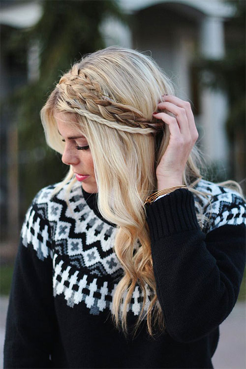 15 winter hairstyles trends ideas for girls women 2015 2016