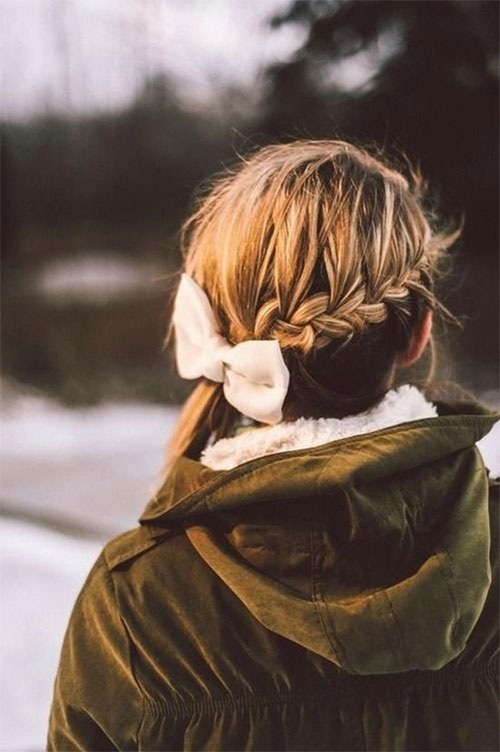 15 Winter Hairstyles Trends Amp Ideas For Girls Amp Women