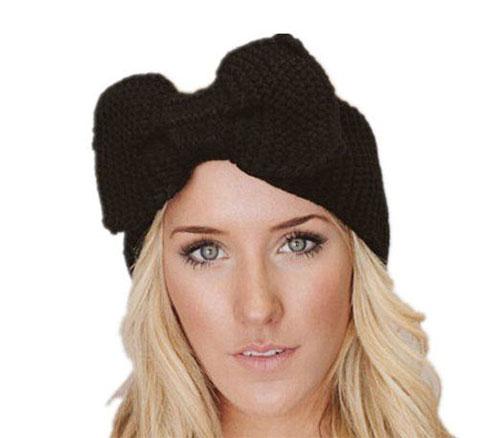 Astonishing 15 Winter Knit Pattern Headbands For Girls Women 2015 2016 Short Hairstyles For Black Women Fulllsitofus