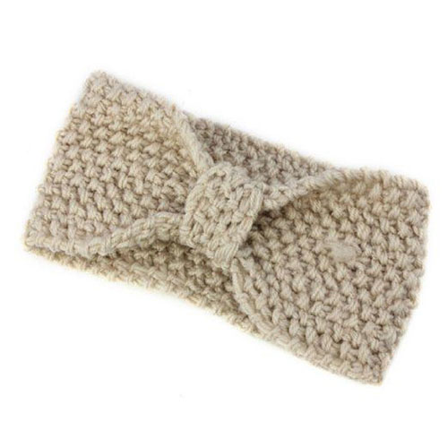 15 Winter Knit & Pattern Headbands For Girls & Women 2015 ...