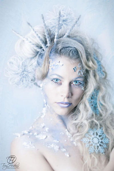 15-Winter-Themed-Fantasy-Makeup-Looks-Ideas-2016-Fairy-Makeup-12