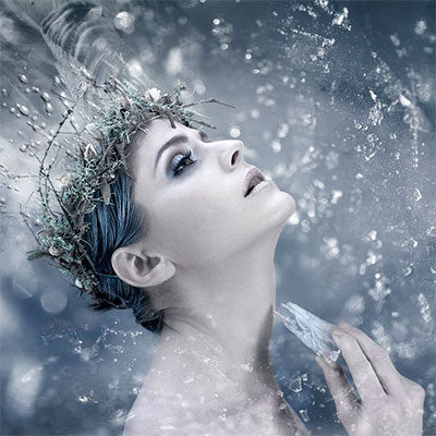 15 Winter Themed Fantasy Makeup Looks Amp Ideas 2016