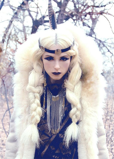15-Winter-Themed-Fantasy-Makeup-Looks-Ideas-2016-Fairy-Makeup-2
