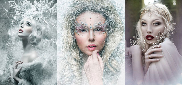 15-Winter-Themed-Fantasy-Makeup-Looks-Ideas-2016-Fairy-Makeup-F