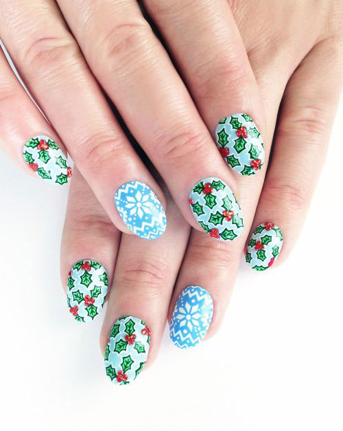 50-Best-Christmas-Nail-Art-Designs-Ideas-Stickers-2015-Xmas-Nails-1