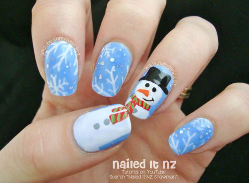 50-Best-Christmas-Nail-Art-Designs-Ideas-Stickers-2015-Xmas-Nails-13