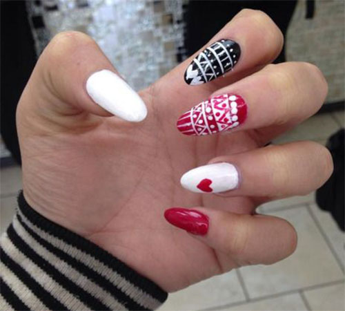 50-Best-Christmas-Nail-Art-Designs-Ideas-Stickers-2015-Xmas-Nails-15