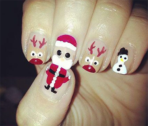 50-Best-Christmas-Nail-Art-Designs-Ideas-Stickers-2015-Xmas-Nails-26