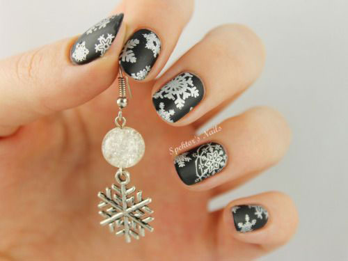 50-Best-Christmas-Nail-Art-Designs-Ideas-Stickers-2015-Xmas-Nails-29