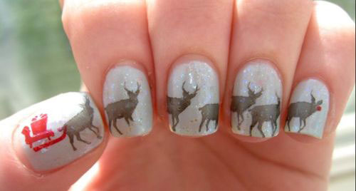50-Best-Christmas-Nail-Art-Designs-Ideas-Stickers-2015-Xmas-Nails-32