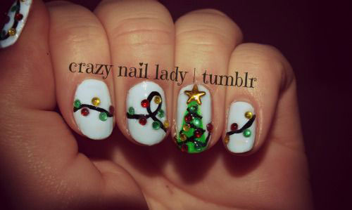 50-Best-Christmas-Nail-Art-Designs-Ideas-Stickers-2015-Xmas-Nails-34