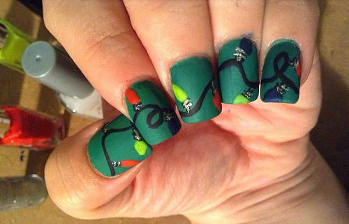 50-Best-Christmas-Nail-Art-Designs-Ideas-Stickers-2015-Xmas-Nails-38