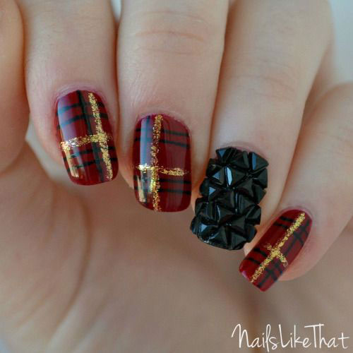 50-Best-Christmas-Nail-Art-Designs-Ideas-Stickers-2015-Xmas-Nails-39