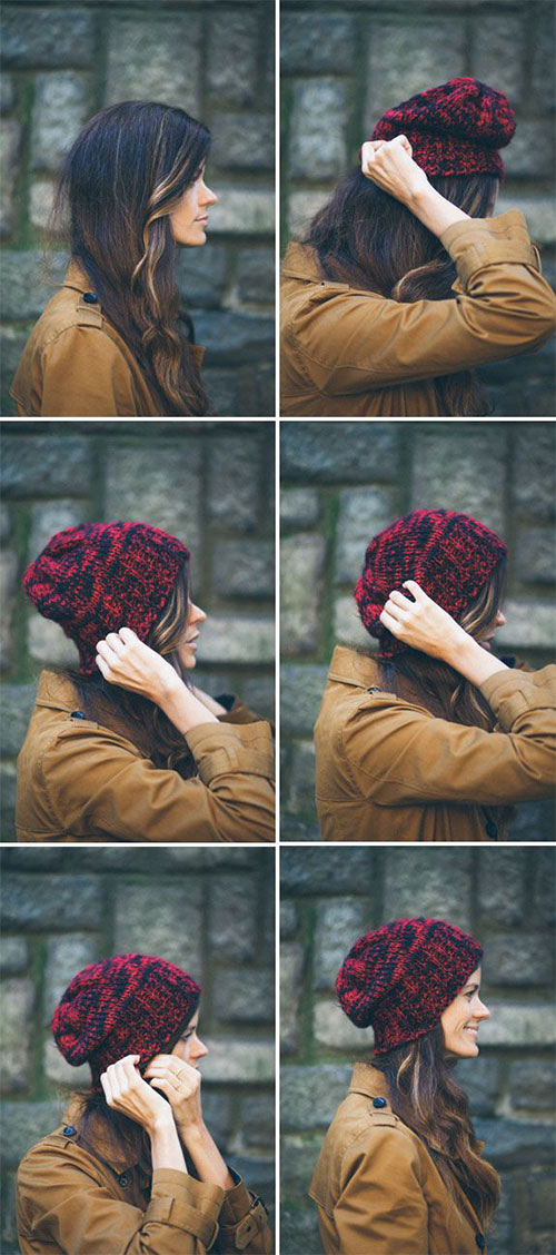 Simple-Step-By-Step-Winter-Hairstyle-Tutorials-For-Beginners-Learners-2016-3