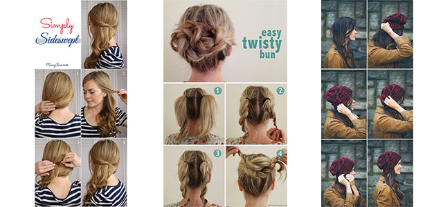 Simple-Step-By-Step-Winter-Hairstyle-Tutorials-For-Beginners-Learners-2016-F