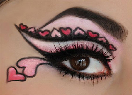 12-Valentines-Day-Heart-Eye-Makeup-Looks-Ideas-For-Girls-Women-2016-1