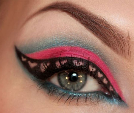 12-Valentines-Day-Heart-Eye-Makeup-Looks-Ideas-For-Girls-Women-2016-4