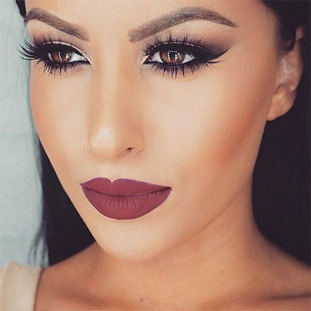 15 Best Valentineu0026#39;s Day Face Makeup Ideas Styles U0026 Looks 2016 | Modern Fashion Blog