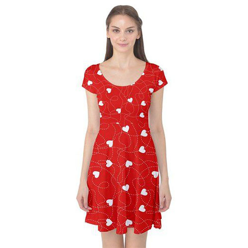 15 Stunning Valentines Outfits Dresses For Girls Women