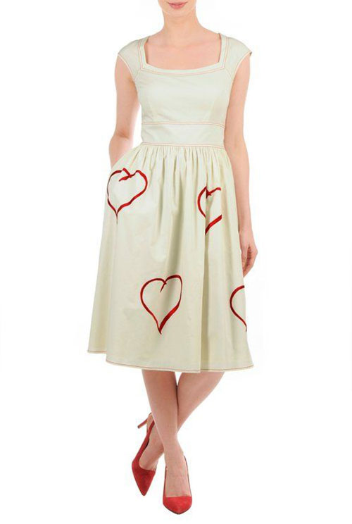 15-Stunning-Valentines-Outfits-Dresses-For-Girls-Women-2016-16