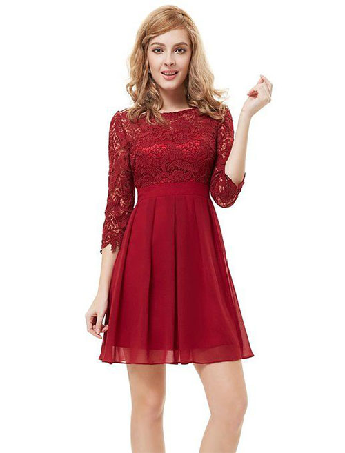 15-Stunning-Valentines-Outfits-Dresses-For-Girls-Women-2016-8