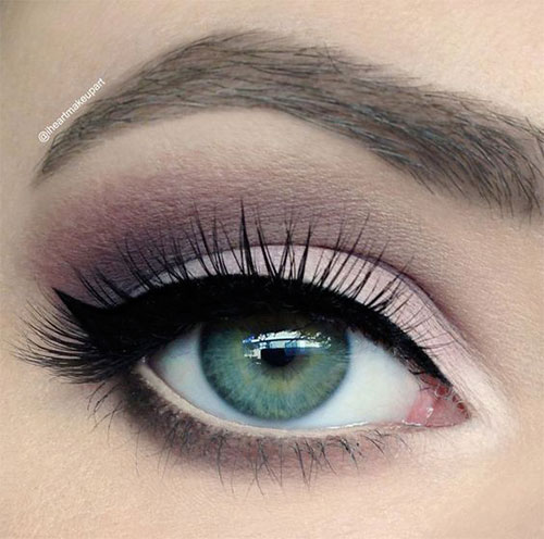 Eyes for Day Makeup