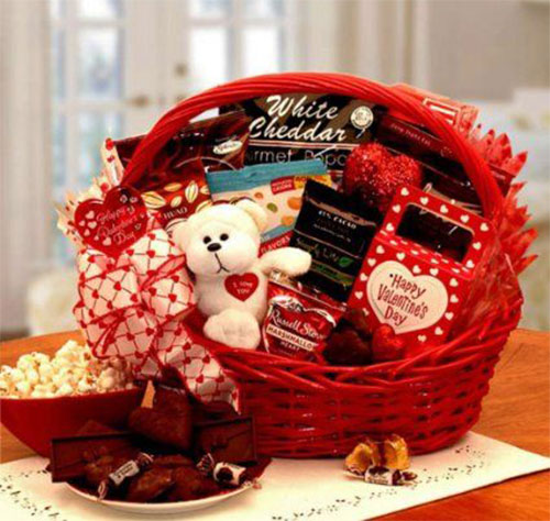 15 Valentine S Day Gift Basket Ideas For Husbands Or Wife 2016 Modern Fashion Blog