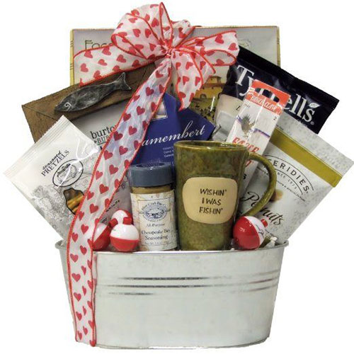 15 Valentines Day Gift Basket Ideas For Husbands