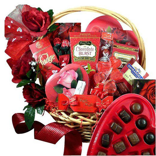 15+ valentine's day gift basket ideas for husbands or wife 2016, Ideas
