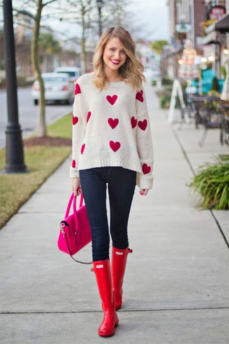 20-Valentines-Dresses-Outfits-Ideas-For-Girls-Women-2016-1