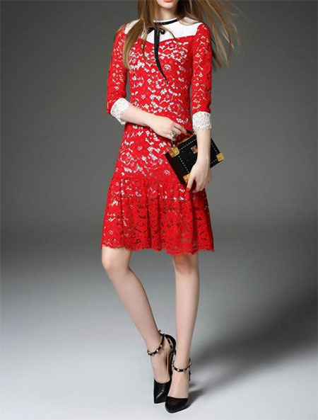 20-Valentines-Dresses-Outfits-Ideas-For-Girls-Women-2016-19