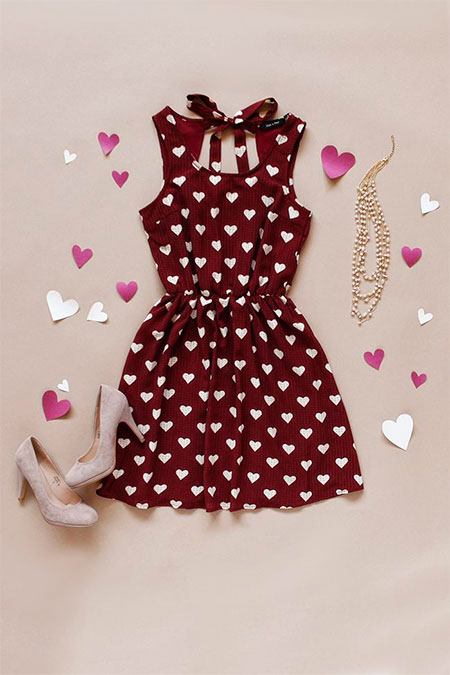 20-Valentines-Dresses-Outfits-Ideas-For-Girls-Women-2016-20