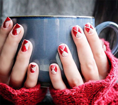 50 Winter Nail Art Designs Ideas Trends Stickers 2016 Modern