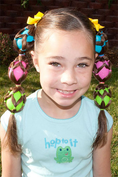 Groovy 10 Cute Easter Hairstyle Looks Amp Ideas For Kids Amp Girls 2016 Hairstyles For Women Draintrainus