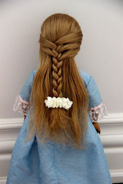 10+ Cute Easter Hairstyle Looks & Ideas For Kids & Girls