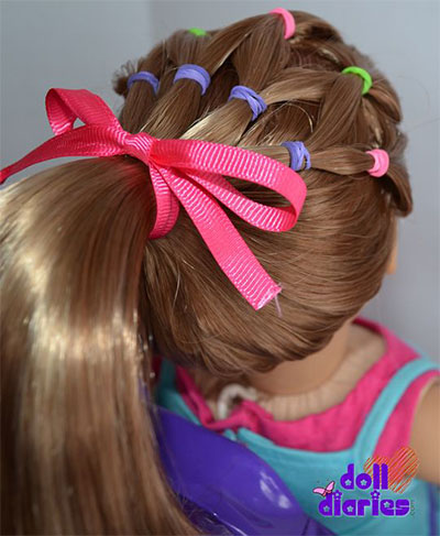 Fabulous 10 Cute Easter Hairstyle Looks Amp Ideas For Kids Amp Girls 2016 Hairstyles For Women Draintrainus