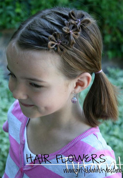 10 Cute Easter Hairstyle Looks Amp Ideas For Kids Amp Girls