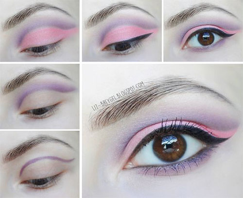 12-Easy-Valentines-Day-Makeup-Tutorials-For-Beginners-Looks-2016-10