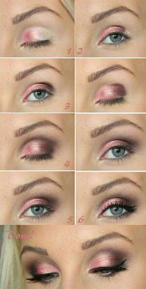 12-Easy-Valentines-Day-Makeup-Tutorials-For-Beginners-Looks-2016-4