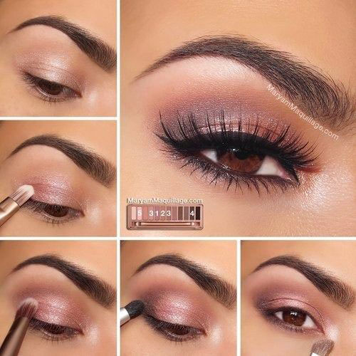 12-Easy-Valentines-Day-Makeup-Tutorials-For-Beginners-Looks-2016-8