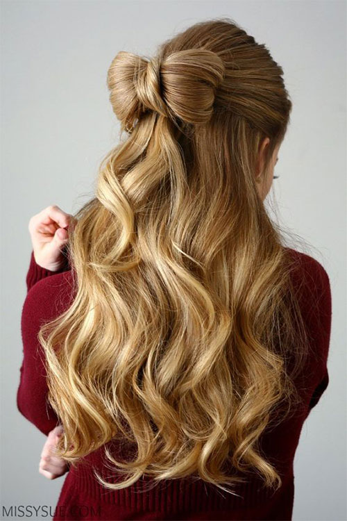 Jan 22,  · 20 Easy Valentine's Day Hair Ideas. Get your hair from office-appropriate to date-ready in less time than it takes to say,