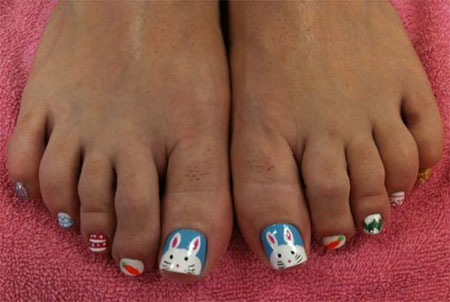 10-Inspiring-Easter-Toe-Nail-Art-Designs-Ideas-Stickers-2016-8