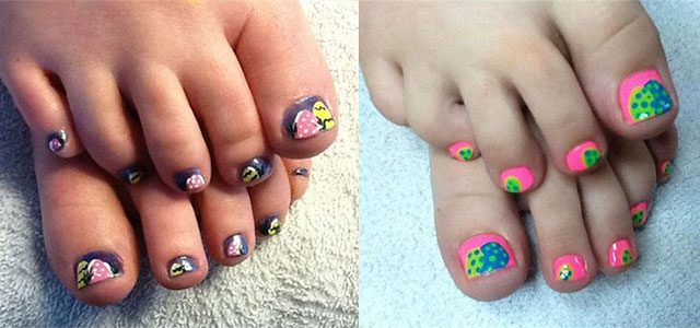 10-Inspiring-Easter-Toe-Nail-Art-Designs-Ideas- - 10 Inspiring Easter Toe Nail Art Designs, Ideas & Stickers 2016